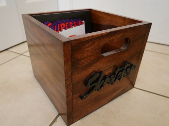 """Image of Record Crate (7"""")"""