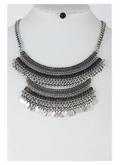 """Image of """"SOHO""""necklace"""