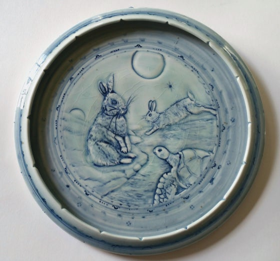 Image of Super Moon Encounter   Porcelain