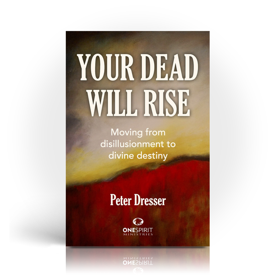 "Image of ""Your Dead Will Rise: Moving from Disillusionment to Divine Destiny"" - Peter Dresser"