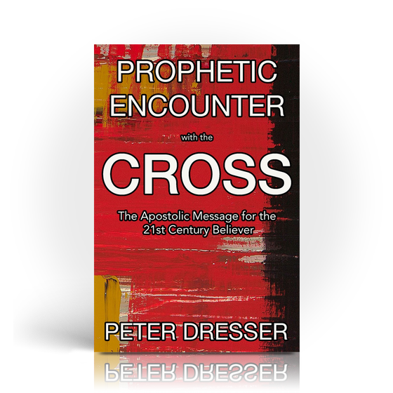 "Image of ""Prophetic Encounters with the Cross"" - Peter Dresser"