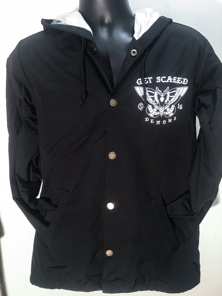 Image of Coolest Moth Windbreaker