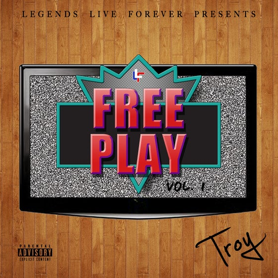 Image of Free Play Vol.1 [Hard Copy]