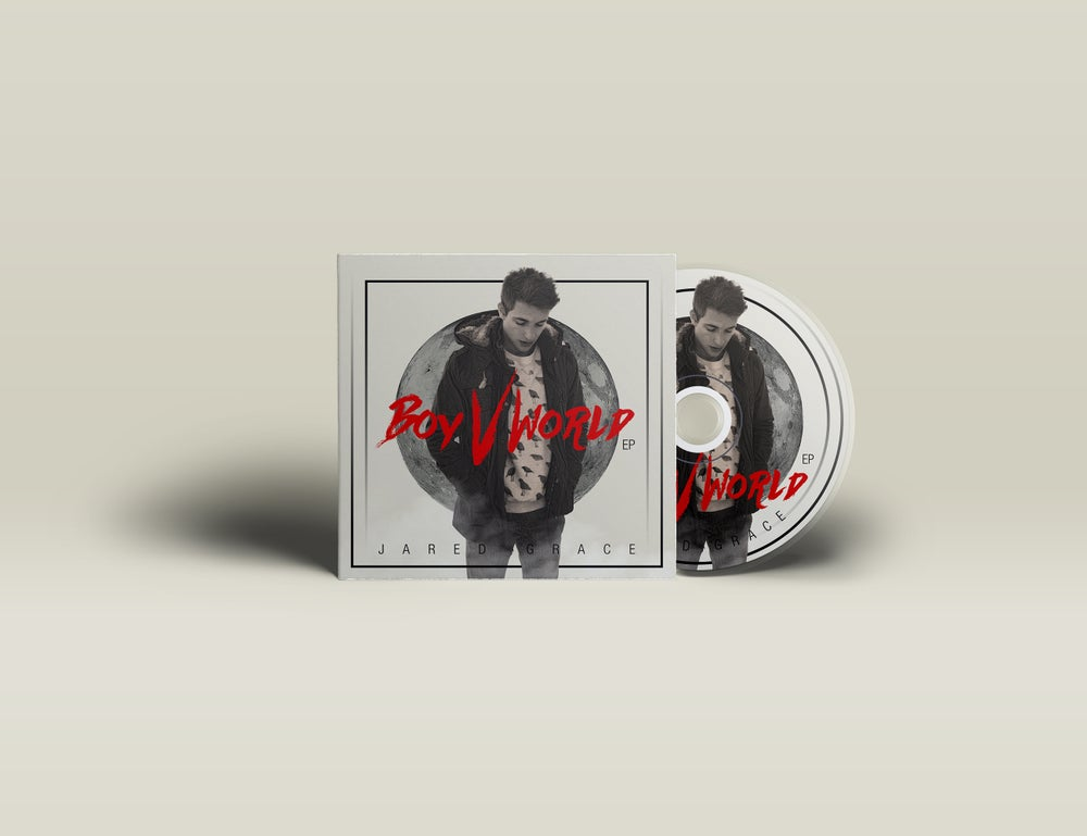 Image of Boy V World - Physical Copy