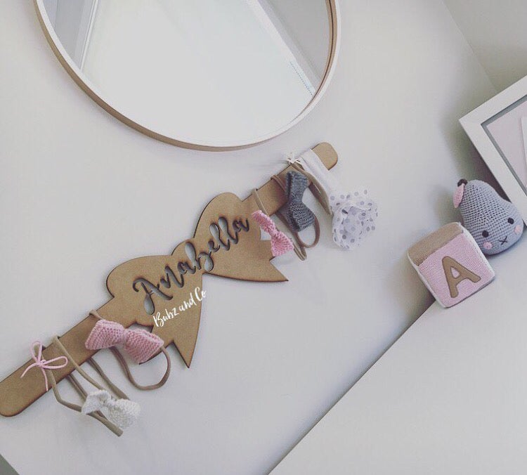 Image of Headband hanger