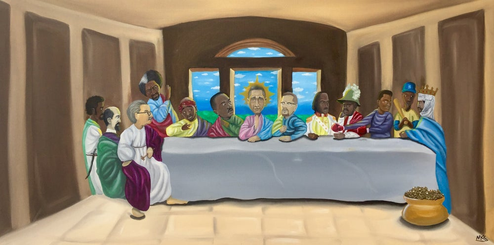 """Image of """"The Last Supper"""""""