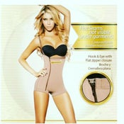 Image of Side zipper full body shaper