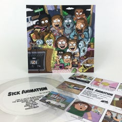 8 Song Flexi - Sick Animation Shop