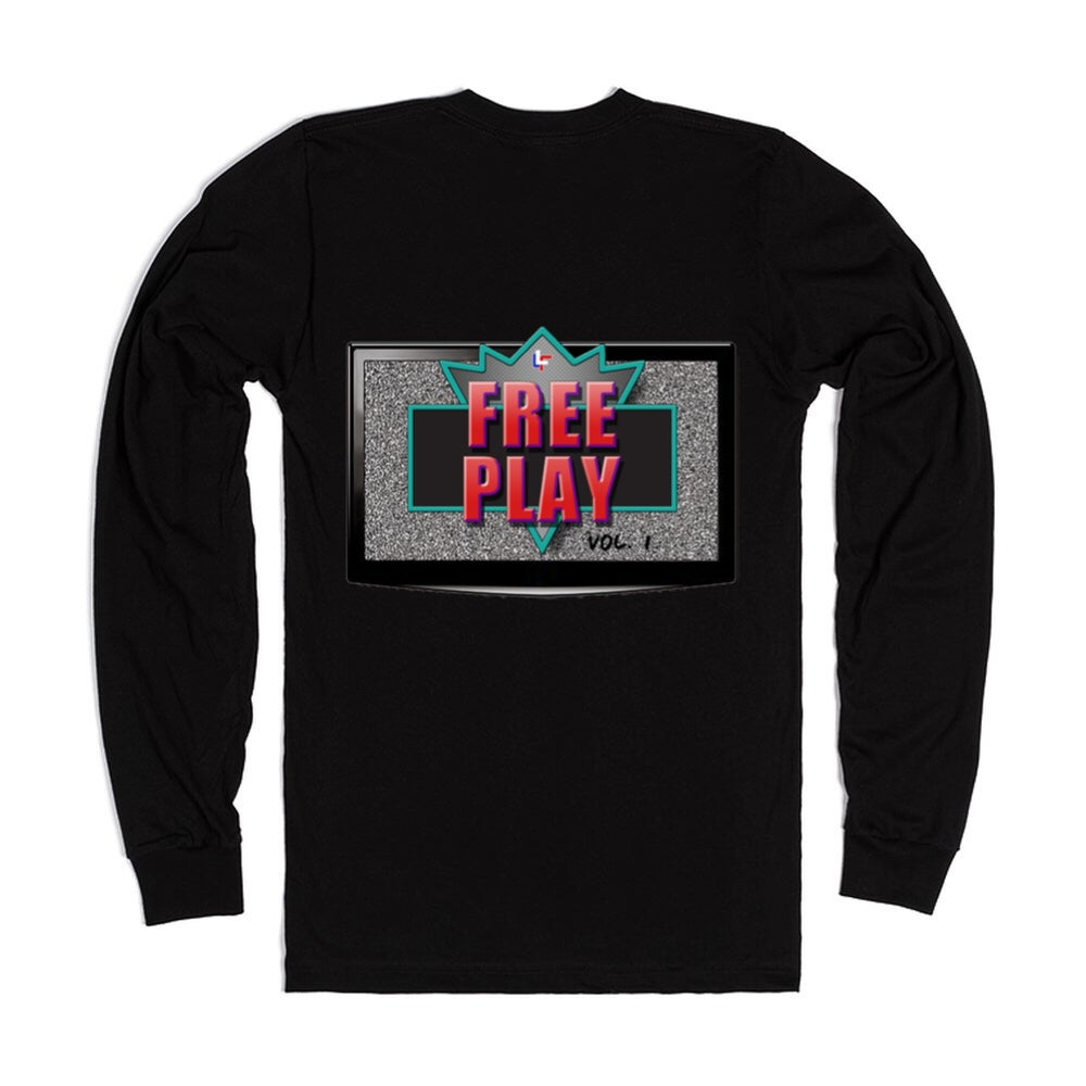Image of Free Play Long Sleeve Shirt