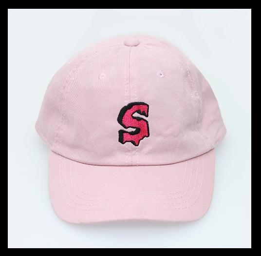 Image of Savage Tour Dad Hat Pink ( Hot Pink ) 723f8c9b7d4