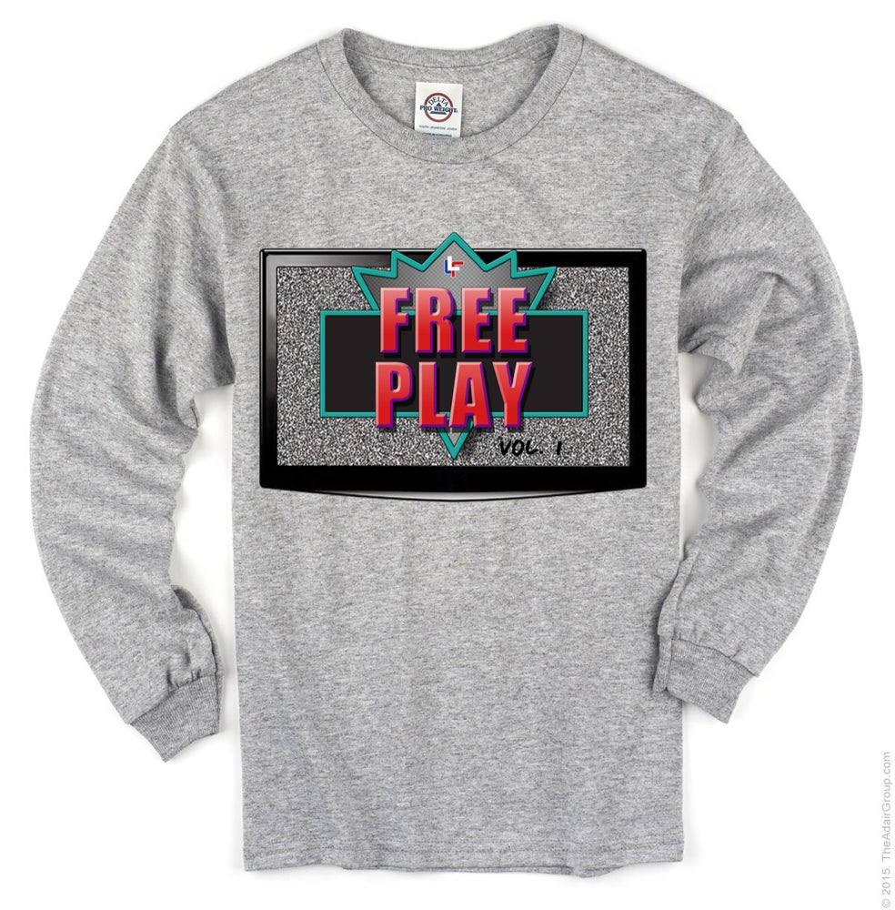 Image of Woman's Free Play Long Sleeve