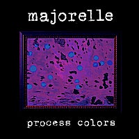 Image of majorelle - process colors - CD