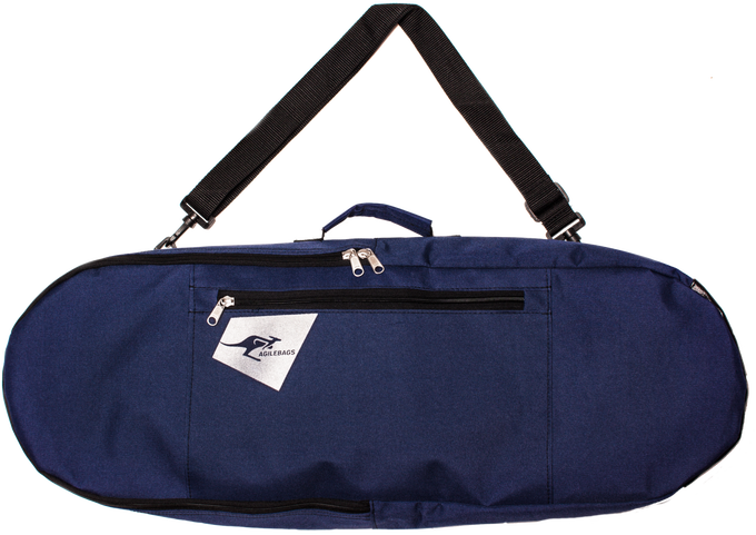 Image of AgileBags Navy Platinum