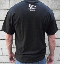 Image of The 1st Line Samauri Logo Shirt - Mens