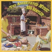 Image of Aggravated Music BBQ Sampler - CD