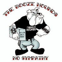 Image of The Booze Hounds - No Sympathy CD/EP