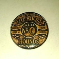 Image of The Booze Hounds - Anthems Button