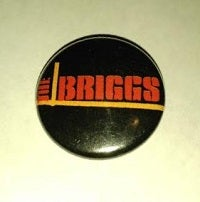 Image of The Briggs - Logo Button