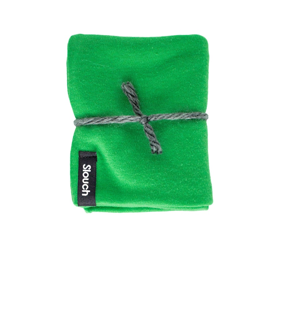 Image of Green Apple Slouch Beanie