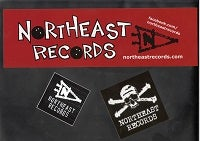 Image of Northeast Records Sticker Pack