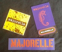 Image of Majorelle Sticker Pack