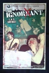 Image of The Ignorant - 11 x 17 Poster