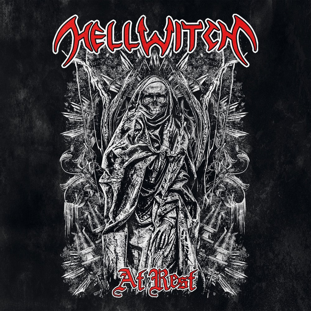 "HELLWITCH ""At Rest"" 7"" EP"