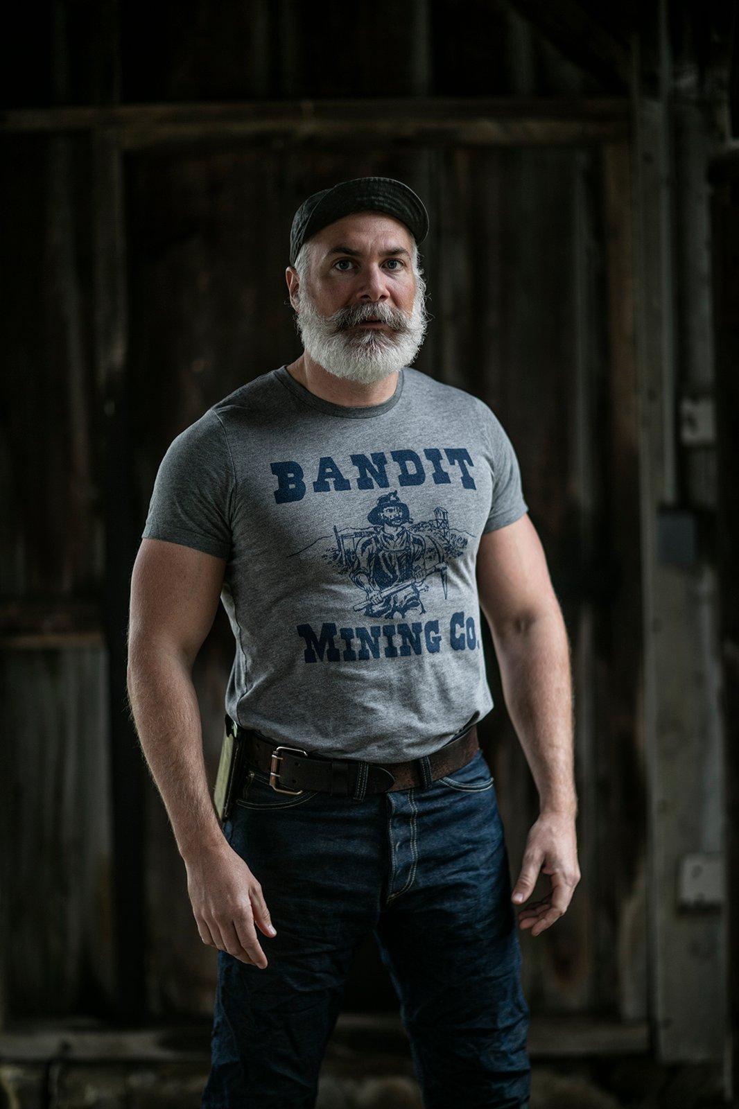 Bandit Mining Co. Tee
