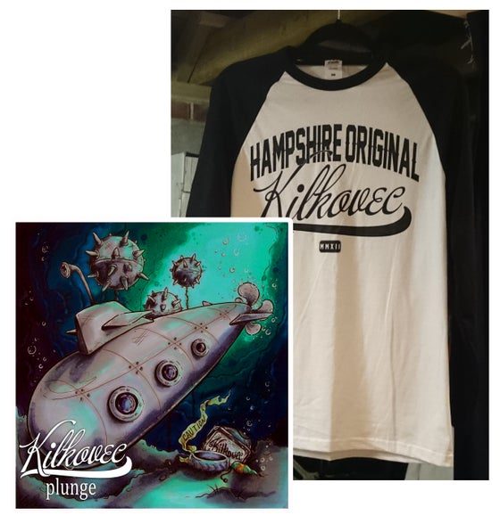 Image of EP and Tshirt Bundle