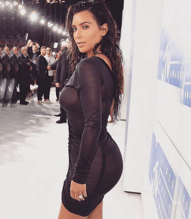 Image of V collar oblique shoulder bag hip long-sleeved black women's new dress