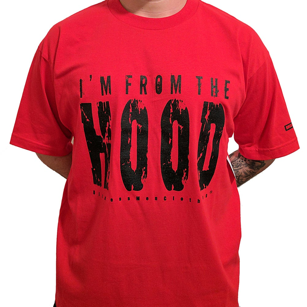 Image of Hood T-Shirt