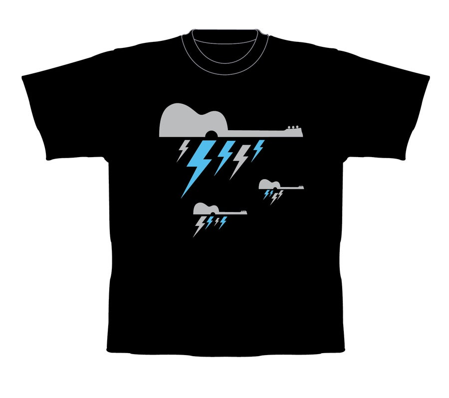 """Image of The Stay Up - """"Bolt"""" T-shirt"""