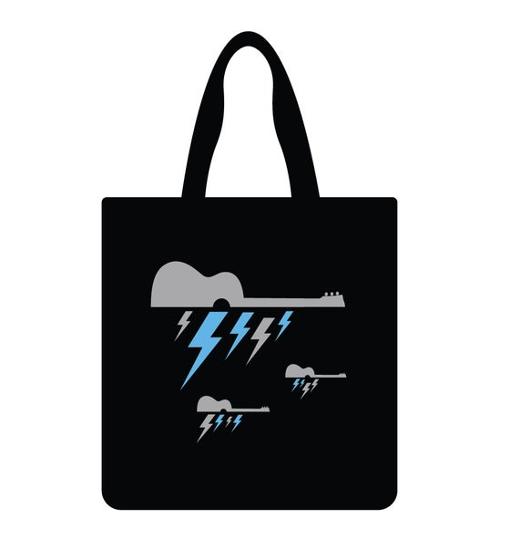 "Image of The Stay Up ""Bolt"" - Tote Bag"