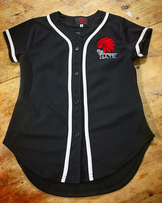 Image of Women's Ohlone Baseball Jersey
