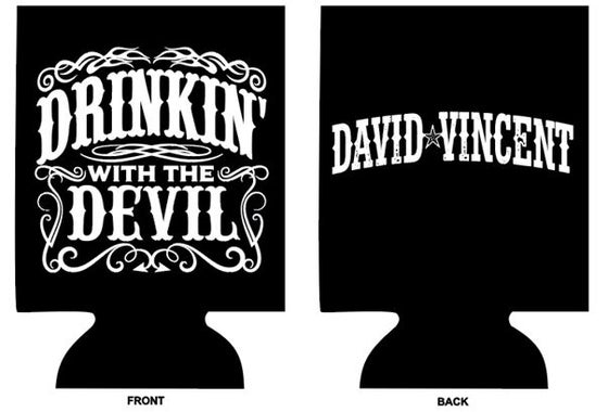 "Image of ""Drinkin With The Devil"" Koozie"