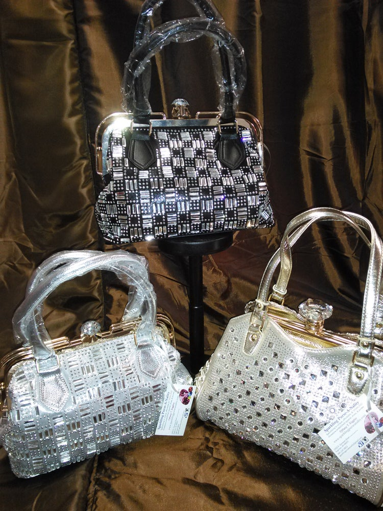 "Image of ""Sparkling"" Retro Purse"