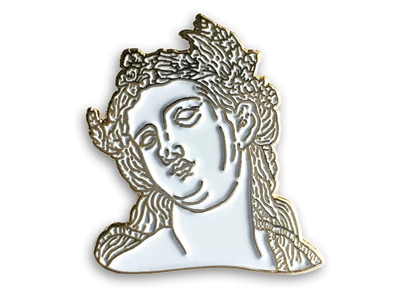 Image of 'Old Lady' Pin