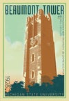 Beaumont Tower 2016 Limited Edition 13x19 Print No. [068]