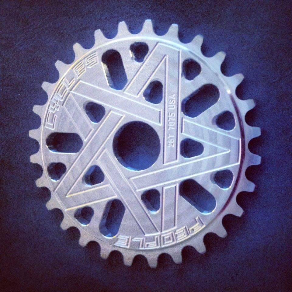 Image of People Cycles sprocket 19mm bore