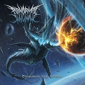 "Image of CD ""Consuming The Infinity"""