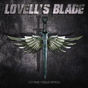 Image of LOVELL'S BLADE - Stone Cold Steel