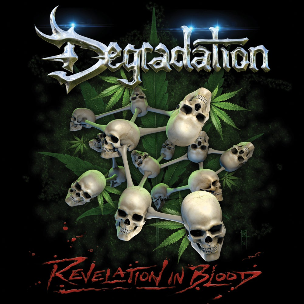 Image of DEGRADATION - Revelation In Blood (Deluxe Edition)