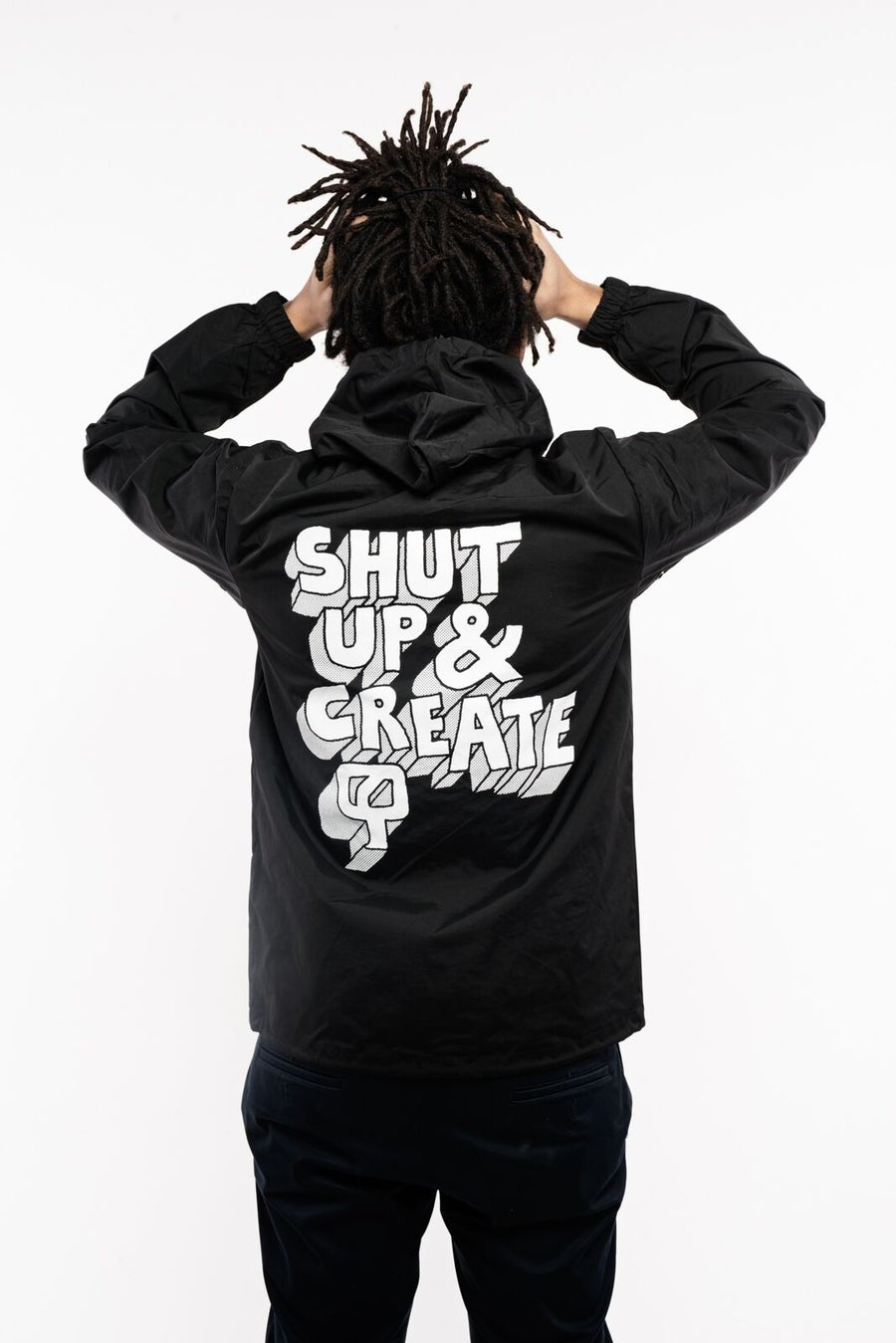 Image of SHUT UP & CREATE - (Limited Edition) - Jacket