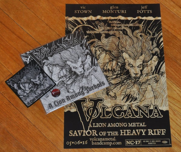 """Image of Volcana """"Lion Package"""""""