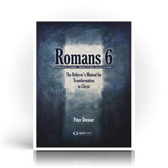Image of Romans 6: The Believer's Manual for Transformation in Christ - Peter Dresser