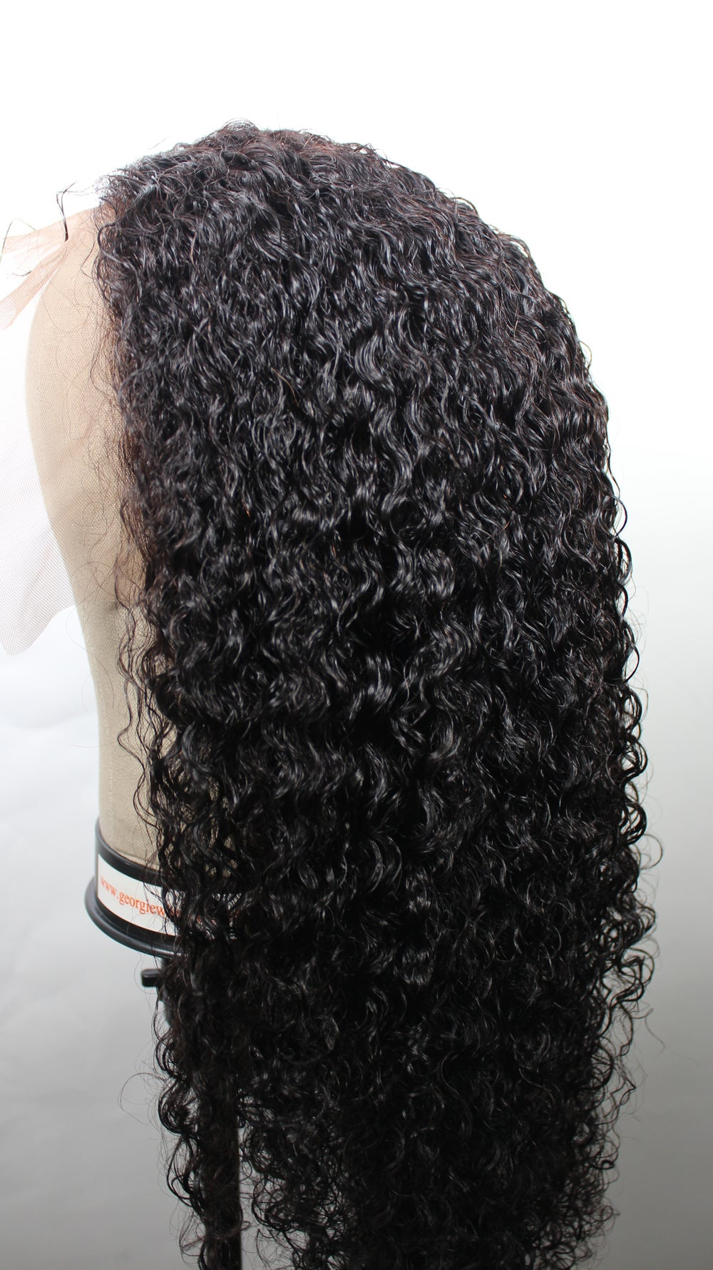 "Image of Fully Customized ""Join the Wave"" Loose Wavy/Curly 13x6 Frontal Wig"