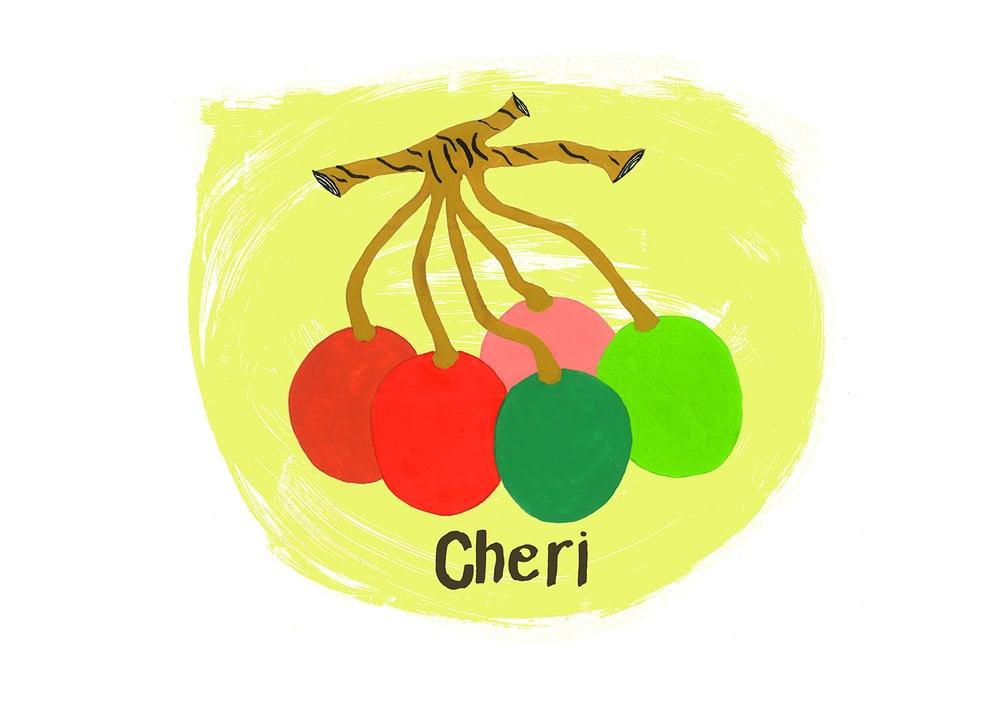 Image of CHERI
