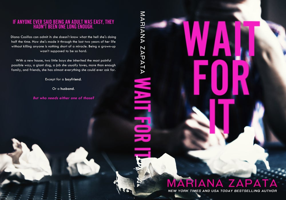 "Image of Signed Paperback ""Wait for It"""