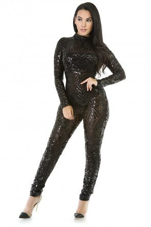 Image of Shimmer Jumpsuit