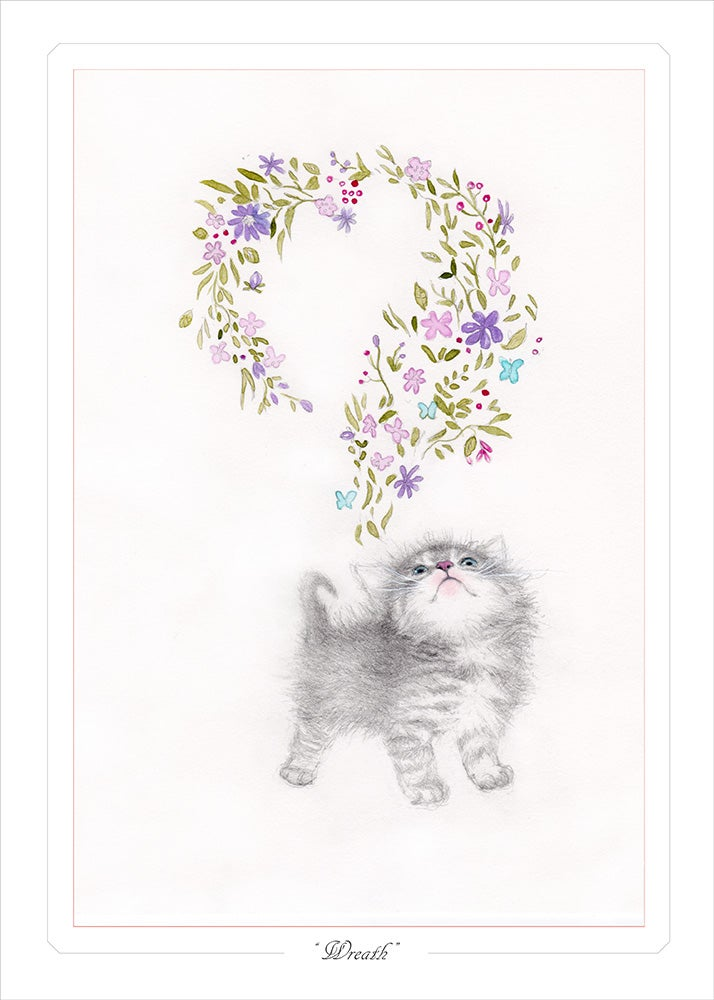"""Image of """"Wreath"""" Limited Edition Print"""